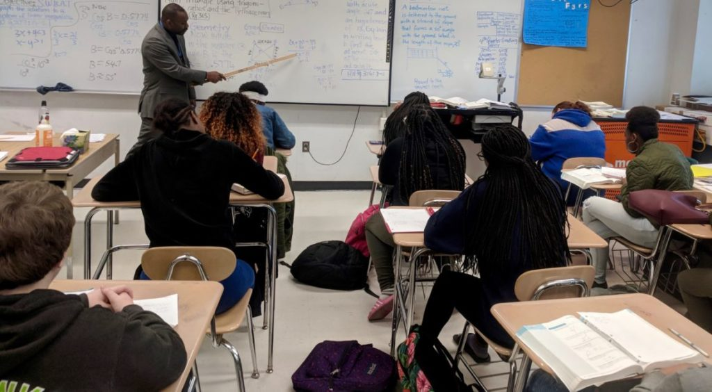 Increase in Minority Teachers Not Keeping Pace with Influx of Minority Students