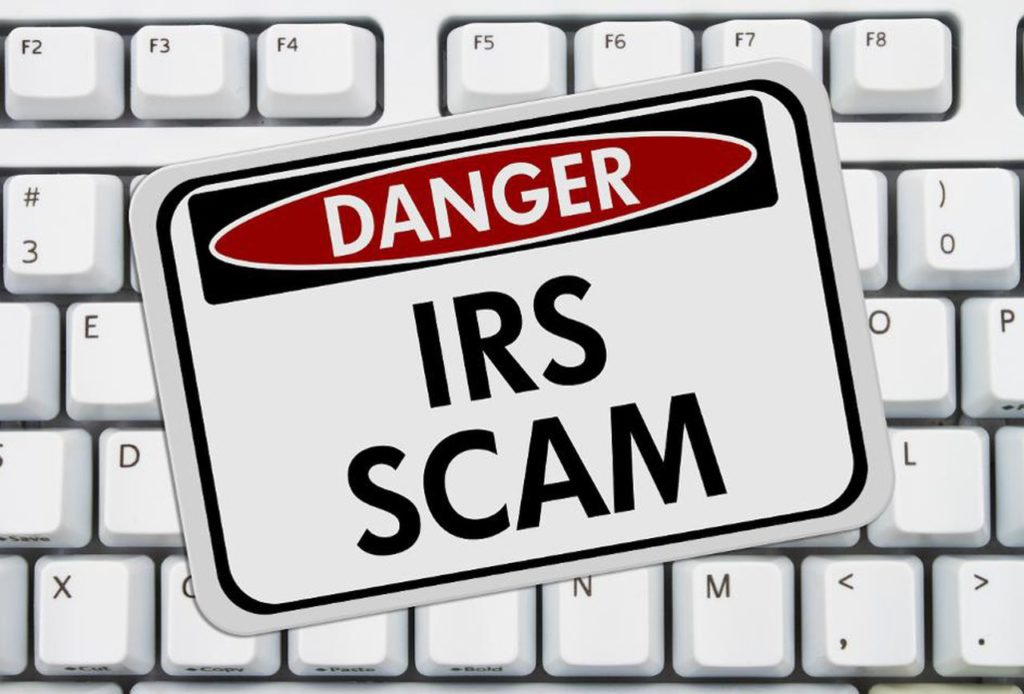 Be Aware of Tax Scams