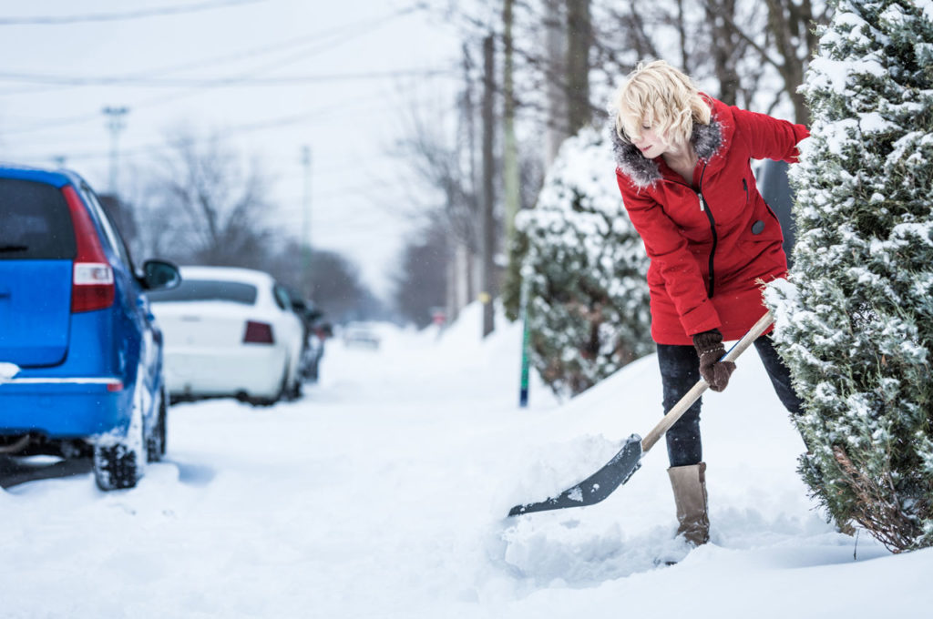 Snow Shoveling Tips to Help Prevent an Injury