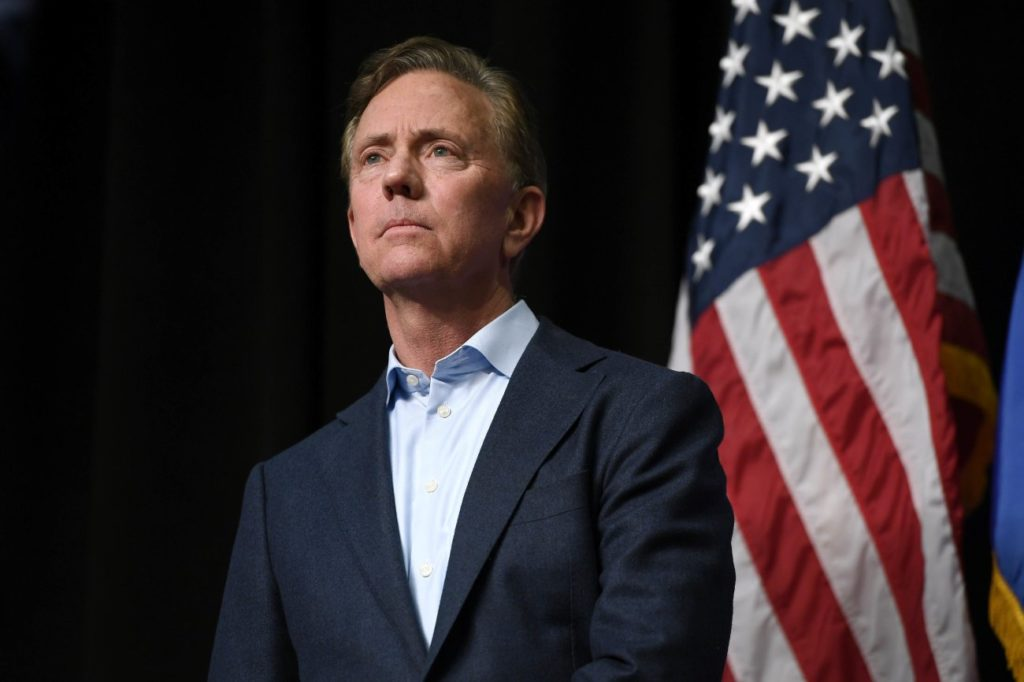 With Few Options, Lamont Considers Taxing Groceries