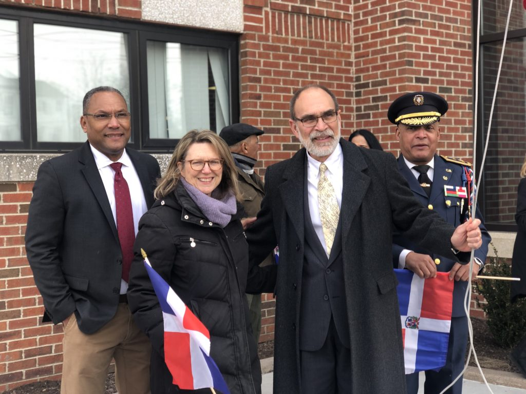 Danbury Dominican Community Celebrates 175th anniversary of its Country's Independence