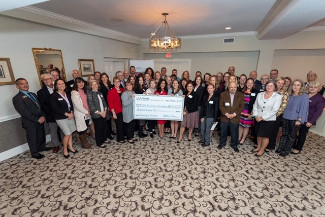 The Union Savings Bank Foundation Granted $200,000 to Local Non-Profit Organizations