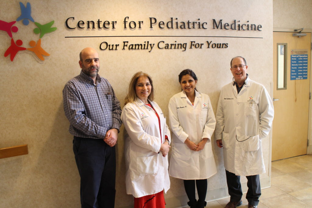 Center for Pediatric Medicine Helps Children to Grow Up Healthy