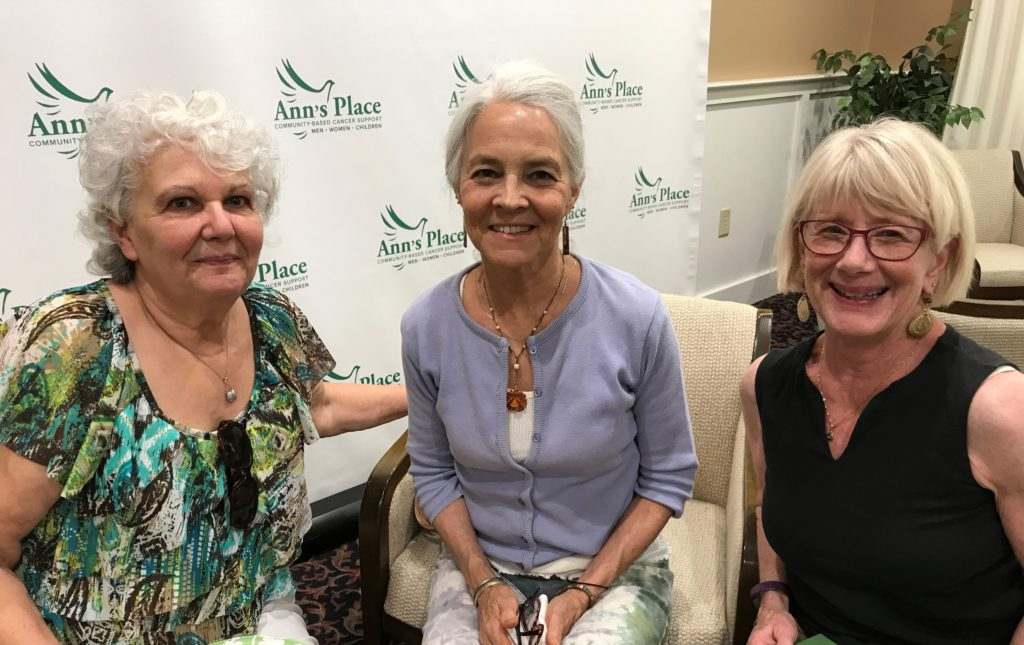 Welcoming and Caring Volunteers are the Hallmark of Ann's Place